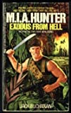 img - for Exodus from Hell (M. I. A. Hunter, Book 5) book / textbook / text book