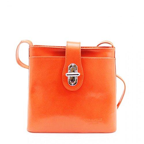 YourDezire - Bolso de tela para mujer naranja