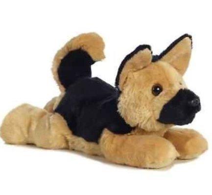 Best deals Inch Flopsie Bismarck German Shepherd Dog Plush Stuffed Animal All Seven