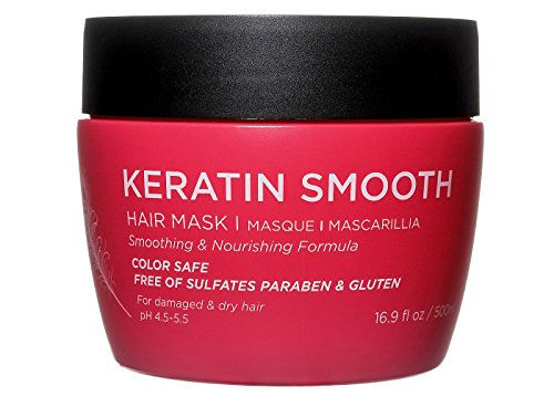 Luseta Keratin Smooth Hair Mask 16.9 oz