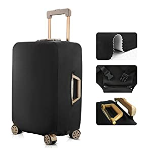 Travel Luggage Elastic Cover Washable Suitcase