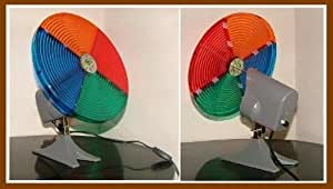 Color Wheel for Artificial Christmas Trees Early Years