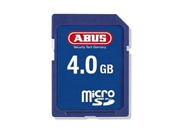 Micro Sd Karte 4gb.Abus Tvac40970 Micro Sd Karte 4gb Amazon De Baumarkt