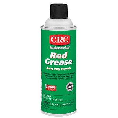 Red Grease - 16-oz. aerosol red grease heavy duty formula [Set of 12]