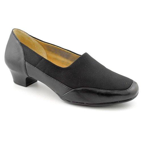 Leather Santina Black Black Leather Santina Softspots Softspots dRxwUEIEnH