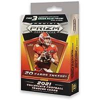 $21 » 2021 Panini NFL Prizm Draft Picks Football Trading Card Hanger Box