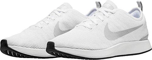 Amazon.com. NIKE Men's Dualtone Racer White/Pure Platinum White Casual Shoe  13 Men US