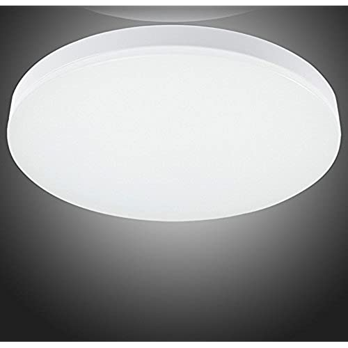 Bedroom ceiling lights amazon sg 96 inch led ceiling lights 8w 5000kcool white 650 750lm flush mount bedroom ceiling lights dining room lighting fixtures mozeypictures