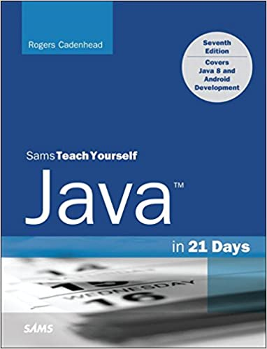 Best Java Programming Book for Beginners