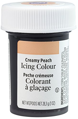 Wilton Paste Colour - Creamy Peach