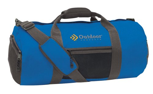 (Outdoor Products Utility Duffle, Medium, French Blue)