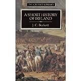 A Short History of Ireland, Beckett, J. C., 0091687411