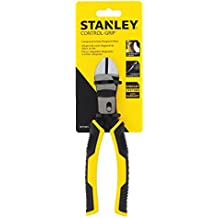 Stanley STHT74915 Control Grip Compound Action Diagonal Pliers