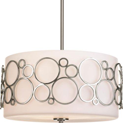 Large Glass Pendant Light Shade - 4