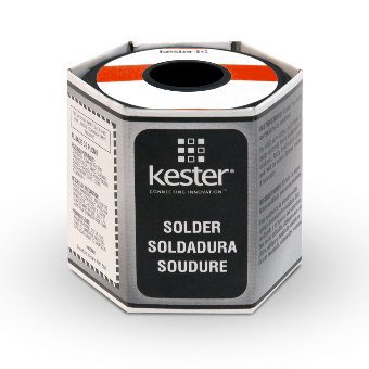 Kester  Lead Solder Wire  F Melting Point   In Wire Diameter
