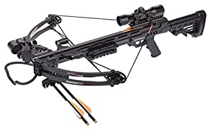 Centerpoint Sniper 370 Crossbow Black