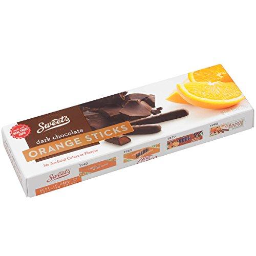 Miles Kimball Dark Chocolate Sticks Chocolate Sweet Jelly