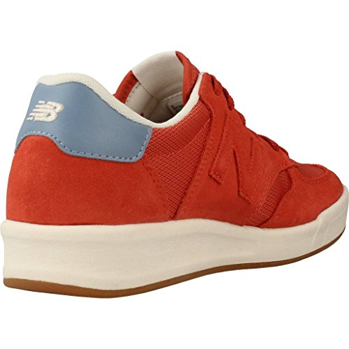 New Balance Herren 300 Suede Sneaker Orange