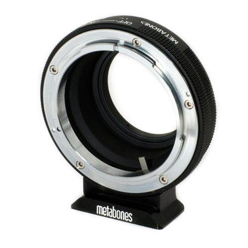 Metabones Canon FD Mount Lens to Micro Four Thirds Lens Mount Adapter - Black Four Micro