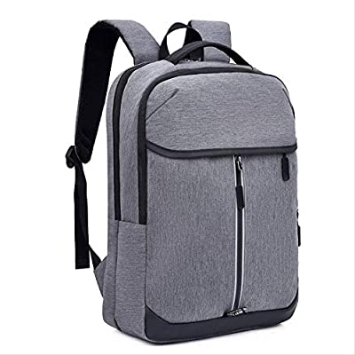 88270f540412 DEETTY Men's Backpack Waterproof Business Laptop Backpack School ...
