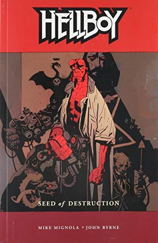 Hellboy, Vol. 1: Seed of ()
