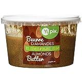 Yupik Organic Creamy Almond Butter, 1 Kg