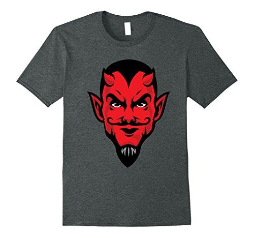 Dark Angel Halloween Costume Ideas - Mens Devil Halloween Costume Shirt Small Dark Heather