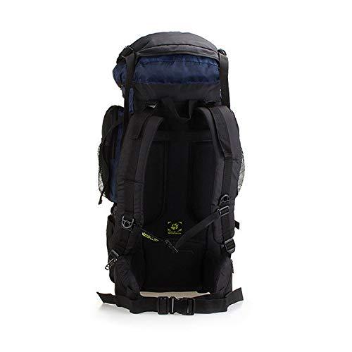 Sacchetto Borse L alpinismo Capacità Viaggio Da Grande Zaini Darkblue  Laptop Per 70l Professionale Il Zaino dawqvdFcR f36e35e214c