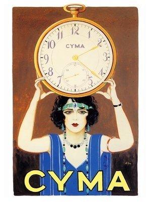 cyma-watches-advertisement-print-40x30cm