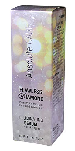 - Flaw Less Diamond Illuminating Face Serum for All Skin Types 1.69 Oz