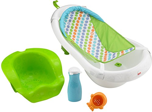 fisher price 4 in 1 tub instructions