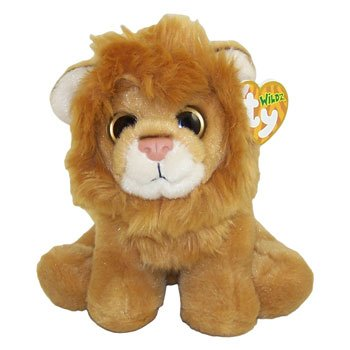 Ty Wild Wild Best Kingston Plush - Mini - Plush Hand Puppet Ernie