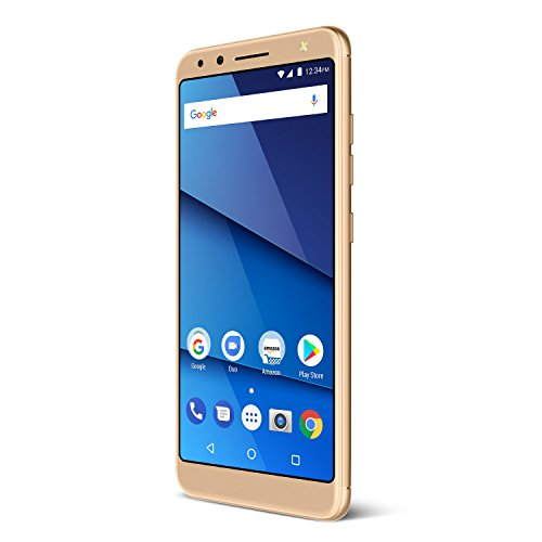 BLU VIVO ONE SIM-Free Smartphone - Gold
