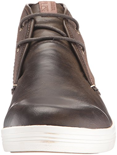 Ben Sherman Mens Vance Mode Sneaker Antik Guld