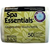Graham Spa Essential Disposable Washcloths (50 Count)