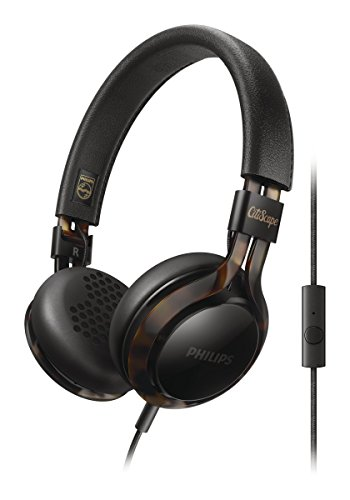 Philips CitiScape Frames Headphones with mic SHL5705BKP/00 On-ear Black