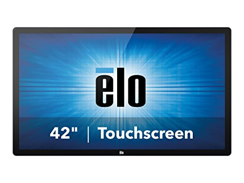 Capacitive Lcd (Elo E222372 Interactive Digital Signage 4202L Projected Capacitive 42