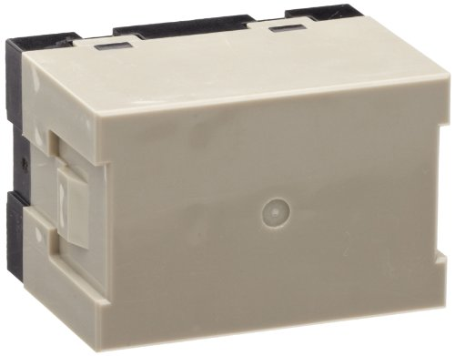 Omron G7L-2A-T-CB AC24 General Purpose Relay, Class B Insulation, QuickConnect Terminal, E Bracket Mounting, Double Pole Single Throw Normally Open Contacts, 71 mA Rated Load Current, 24 VAC Rated Load Voltage