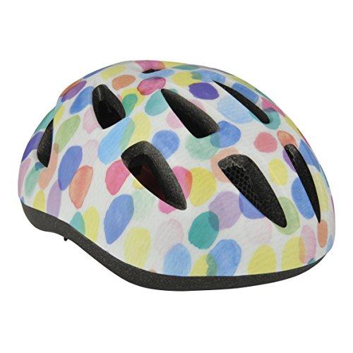 Fischer Pêcheurs Colours Casque de vélo pour enfants, multicolore XS/S