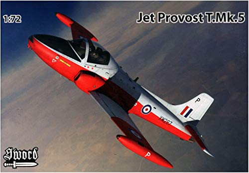 Sword Jet Provost Model Kit