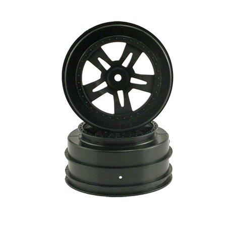 Wheel, Black :E/N10SC (2) - Ofna OFN21198