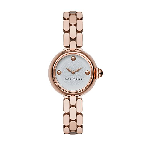 Marc Jacobs Women s Courtney Rose Gold-Tone Watch – MJ3458