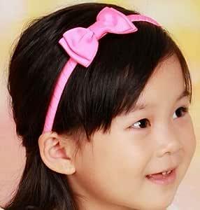 amazon com utini 50pcs girl preppy 3 quot double deck hair