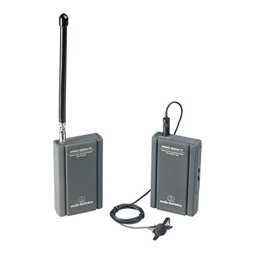 SLR On Camera Audio: Audio Technica Battery Operated PRO 88W VHF Wireless System for HD SLR Cameras by Audio-Technica