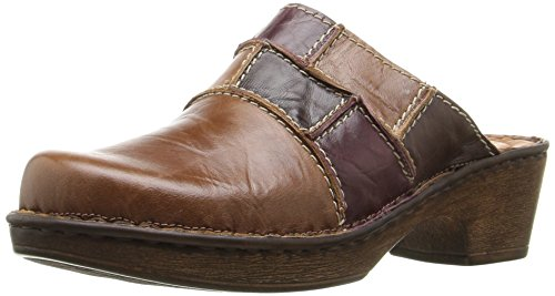 Josef Seibel Women's Rebecca 33 Mule, Brandy, 38 EU/7-7.5 M US by Josef Seibel (Image #1)