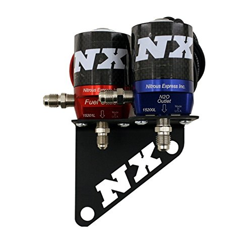 Nitrous Express 15770 Right Cylinder Head Solenoid Bracket for GM LS Engine