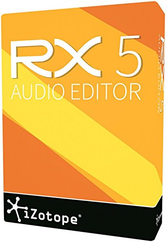 (iZotope RX 5 Standard: Complete Audio Repair Plug-in)