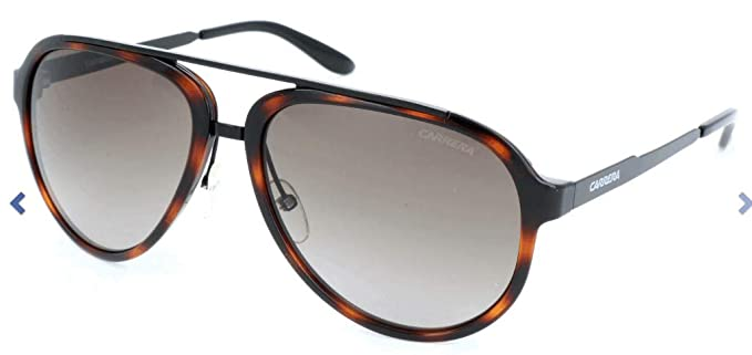 Carrera 96/S HA Gafas de sol, Dark Havana Matte Black, 58 ...