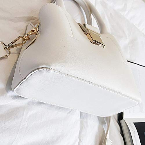 Taille Sac Femme White Royalmal Unique Main pour à White YvndqOw