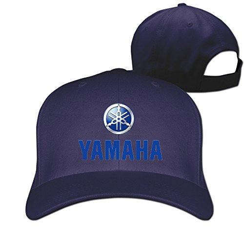 ALIZISHOP Yamaha Logo Peaked Baseball Caps Hats For Unisex